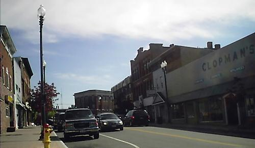Downtown Massena