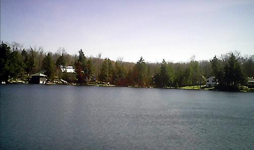 Star Lake from Fishing Access