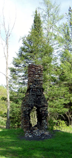 Whitehouse chimney